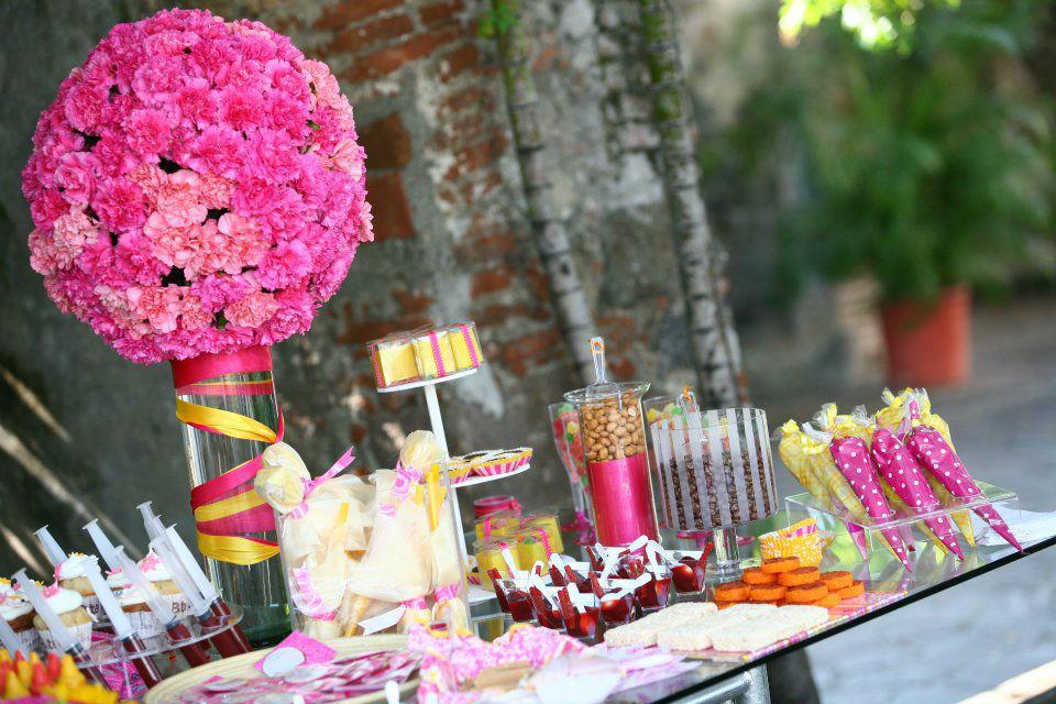 Mesa de Dulces, Morelos. Nayeli Blanquel, curadora de bodas