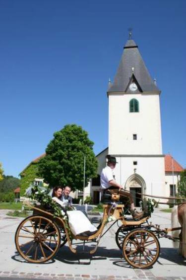 Beispiel: Ihre Traumhochzeit, Foto: Schloss Gamlitz.