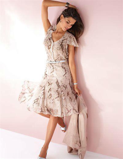 Beispiel: Mode für die Frau mit Stil, Foto: Madeleine.