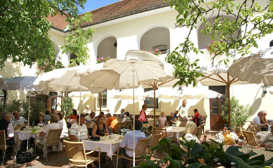 Beispiel: Außenterasse, Foto: Altes Brauhaus.