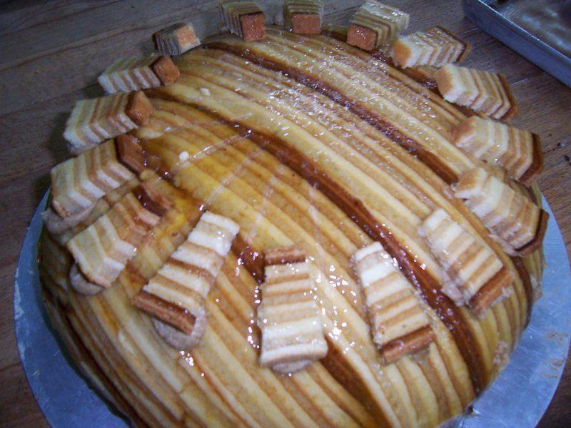Beispiel: Buttercreme- und Sahnetorten, Foto: criollo chocolaterie confiserie.