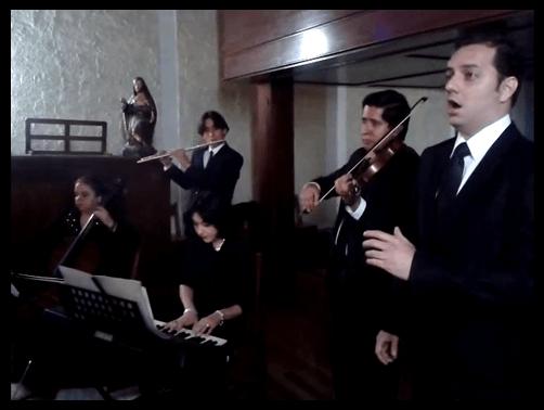 Músicos para Bodas en Bogotá - Camerata UCCORUS