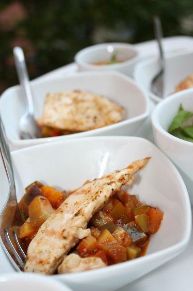 Beispiel: Genussvolle Kulinarik, Foto: Skyline Catering & Event's.