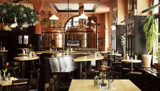Beispiel: Brauerei, Foto: Ball&Brauhaus Watzke.