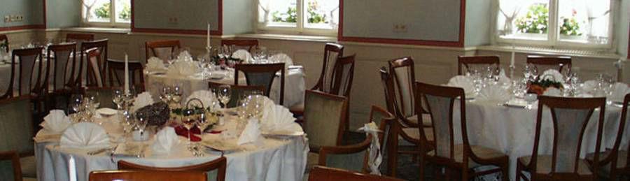 Beispiel: Bärensaal, Foto: Ringhotel Zum Roten Bären.