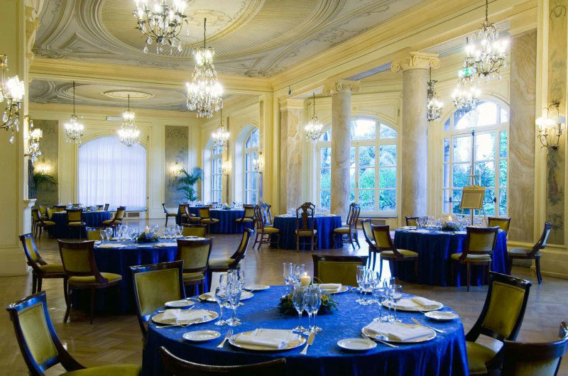 Gli interni - Grand Hotel Villa Igiea