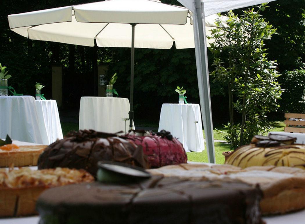 Beispiel: Kuchen, Foto: GLAD Catering&more.