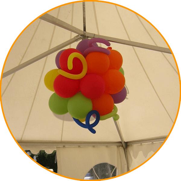 Beispiel: Ballonkugel, Foto: Babalooni's Fantasy Laden.