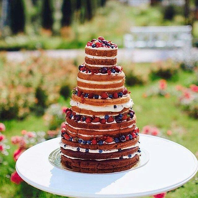 Свадебный торт, 15 кг,
