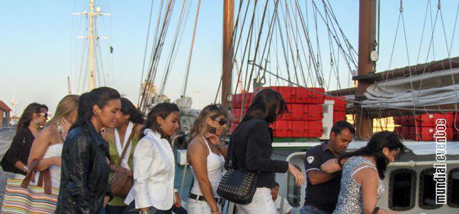 Foto: Mundial Eventos ®: Festas à sua medida ® - Festas em embarcações