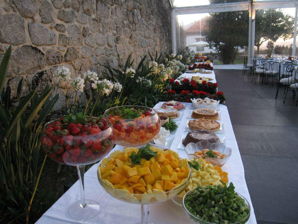 Foto: Maria José Pinho Catering