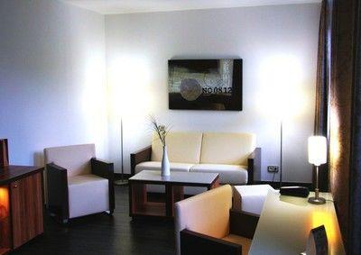 Beispiel: Zimmer, Foto: AKZENT Hotel Goldene Krone.