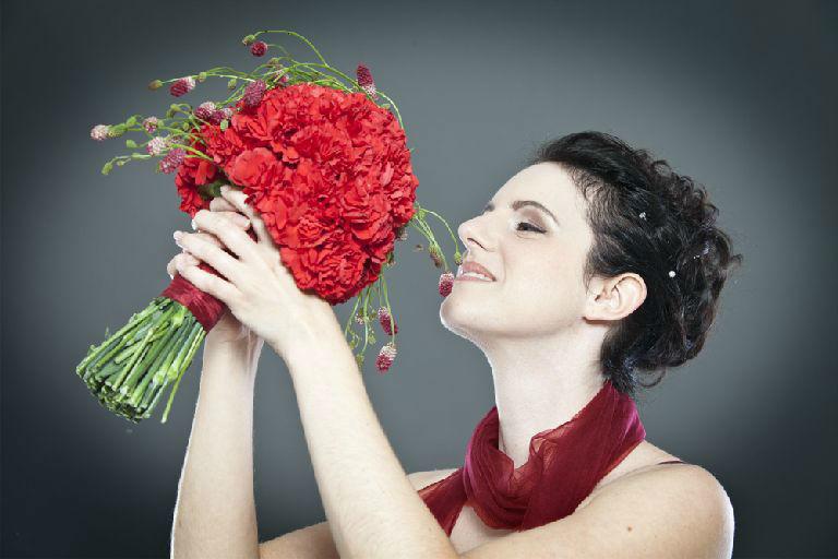 Beispiel: Einzigartige Brautsträuße, Foto: Florastyle.