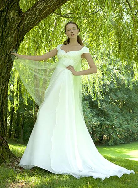 Beispiel: Kleider die Bräute begeistern, Foto: Zoro Sposa.