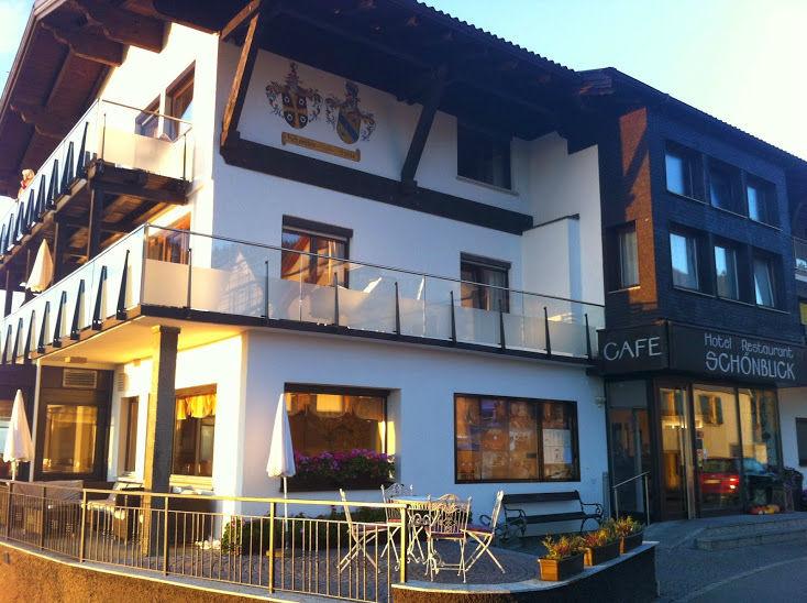 Beispiel: Außenansicht, Foto: Hotel Schönblick.