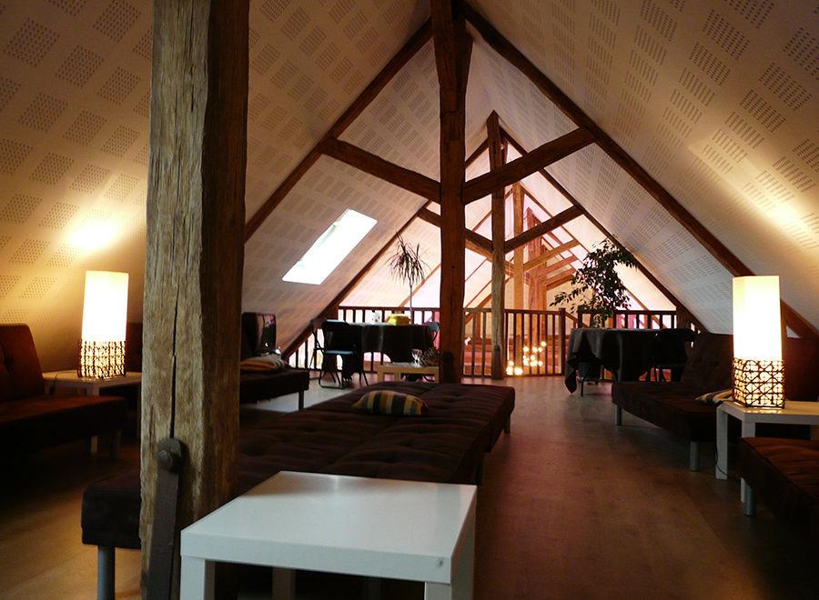 Salle de réception Allée Marolles