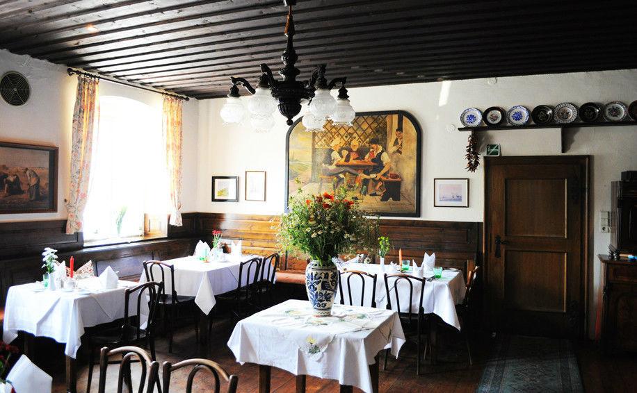Beispiel: Restaurant, Foto: Altes Brauhaus.