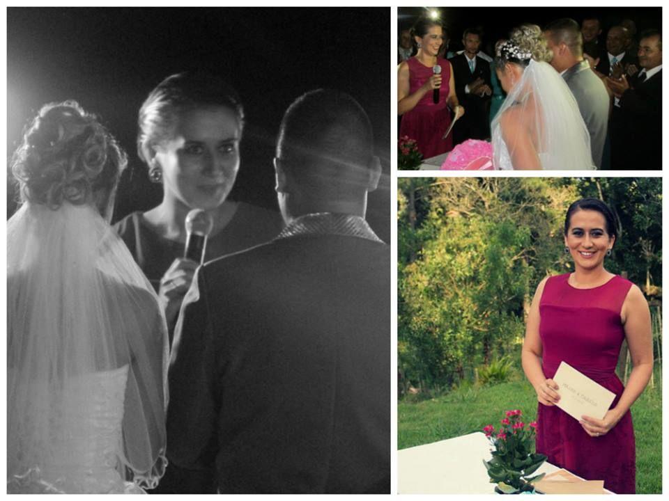 Casamento de Cássio & Maine.