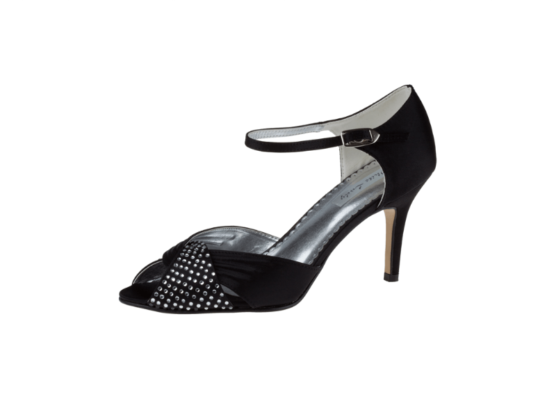 Beispiel: Abendkollektion Schuhe, Foto: Die Brautschuhe.
