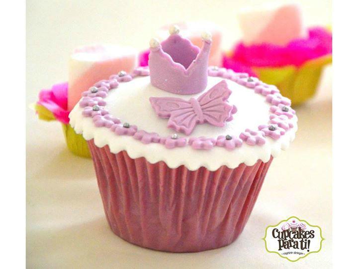 Cupcakes para ti! Cupcakes personalizados