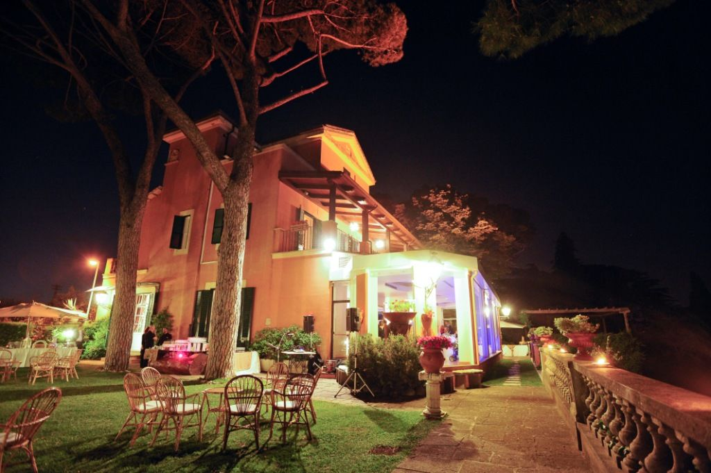 Villa Elvira Vaselli Ricevimenti - Notte
