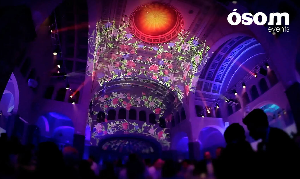 Lighting and video mapping