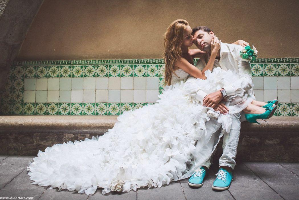Свадебный фотограф Алан Нарт