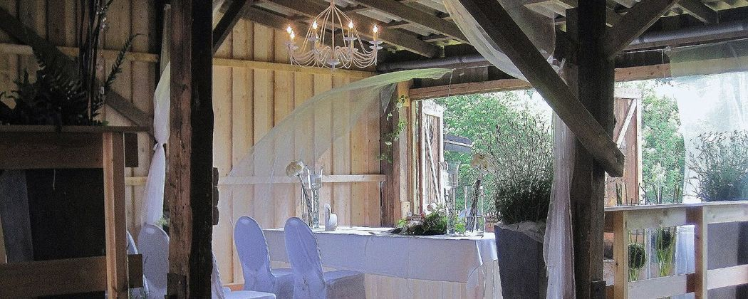 Beispiel: Ihre individuelle Trauung, Foto: Hotel Antoniushütte.