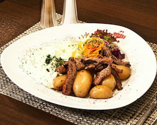 Beispiel: Kulinarisches, Foto: Gasthaus Foerdeblick.