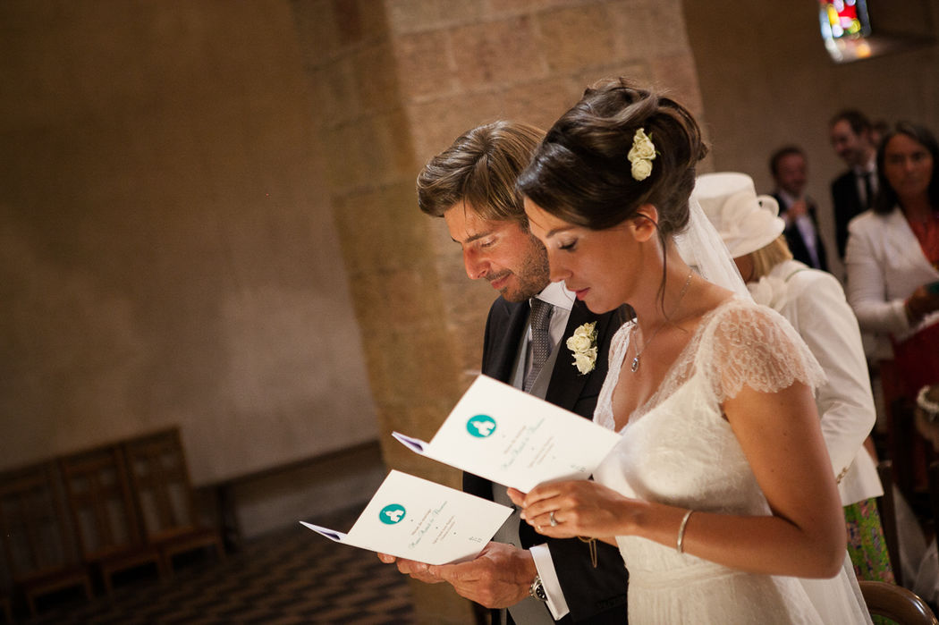 Mariage en Anjou @ 1001 bulles