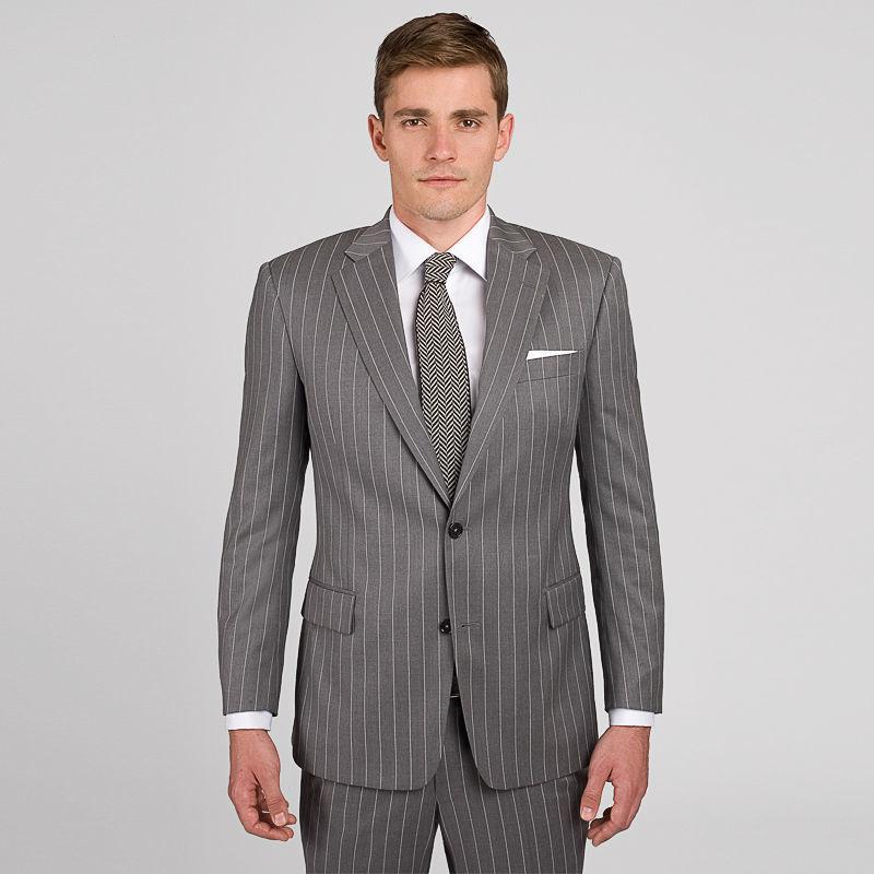 Beispiel: Exklusive Anzüge für Männer mit Stil, Foto: Xuits.