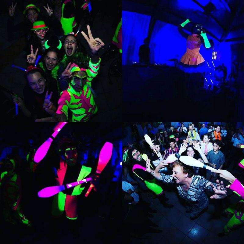 Circo Party Fluor