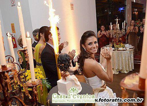 Cerminonial Casa de Eventos. Foto: Fotorrats