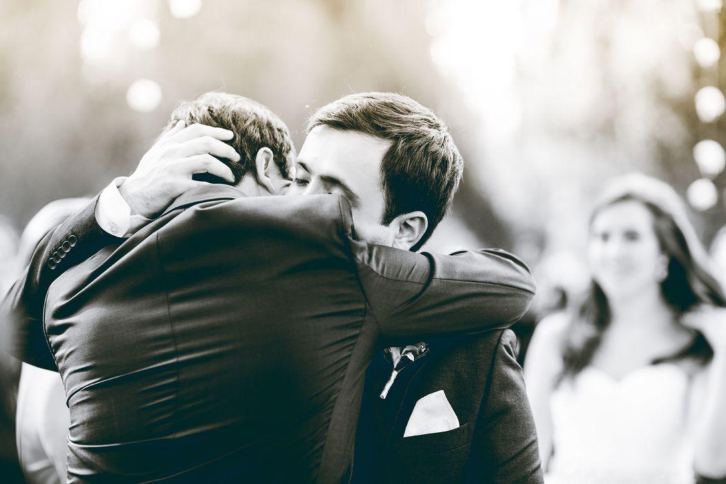 Abrazos y momentos únicos...