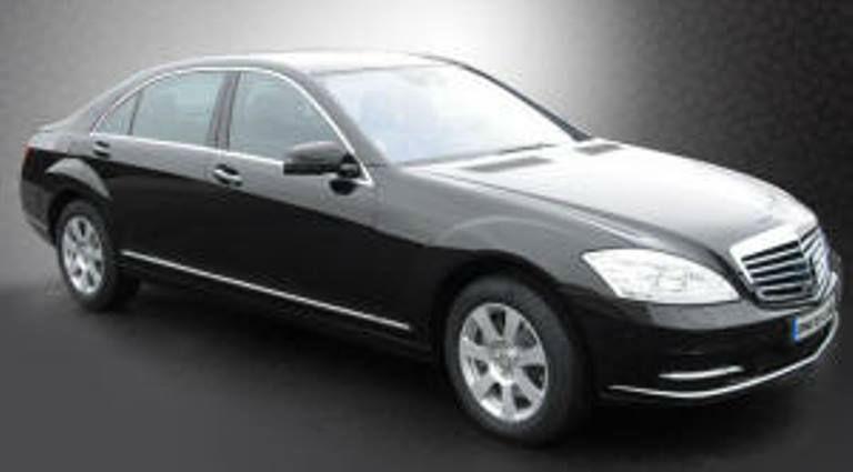 Beispiel: Mercedes Benz S-Klasse, Foto: Drive de Luxe.