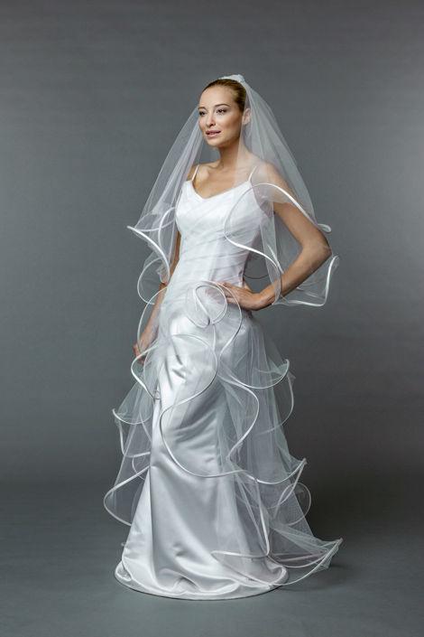 Beispiel: Brautkleider mit Stil, Foto: Sposa Vienna.