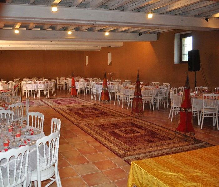 La Salle de Réceptions
