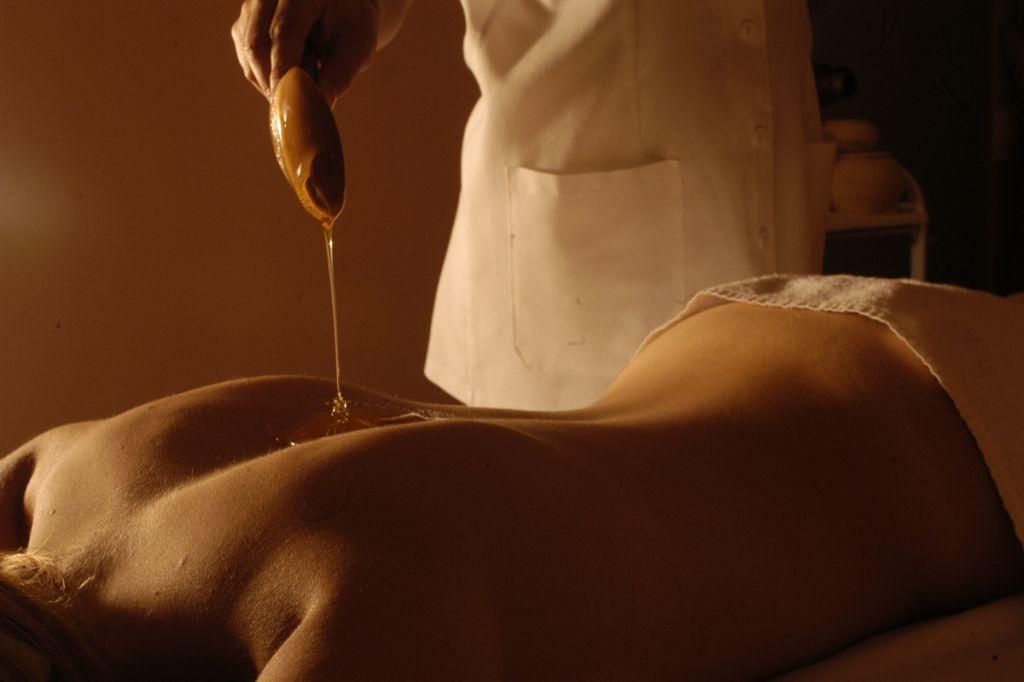 Massaggio al miele