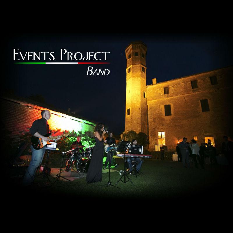 Events Project Band - Musica per eventi - www.musicapereventi.eu