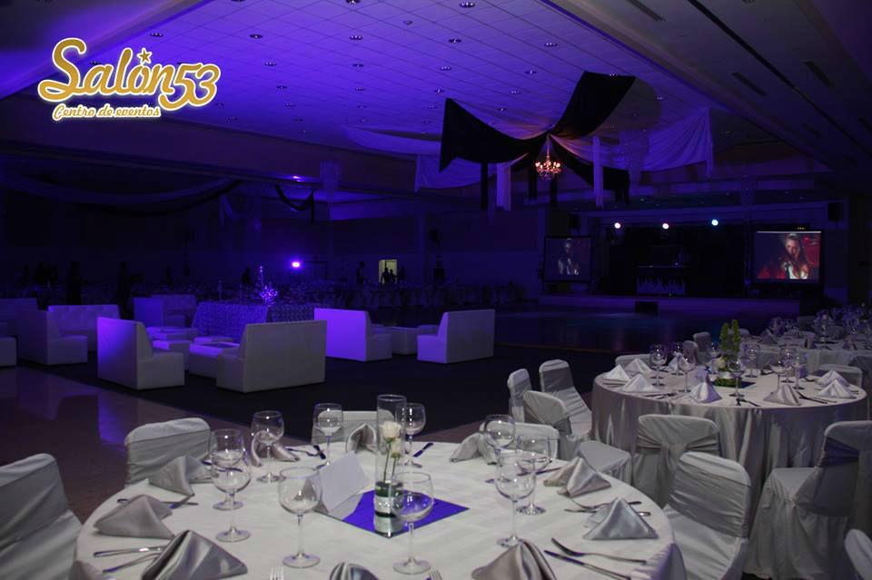 Salón para eventos - Foto Salón 53