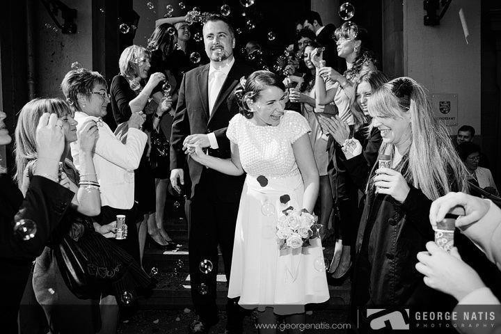 Beispiel: Individuelle Hochzeitsfotografie, Foto: George Natis Photography.