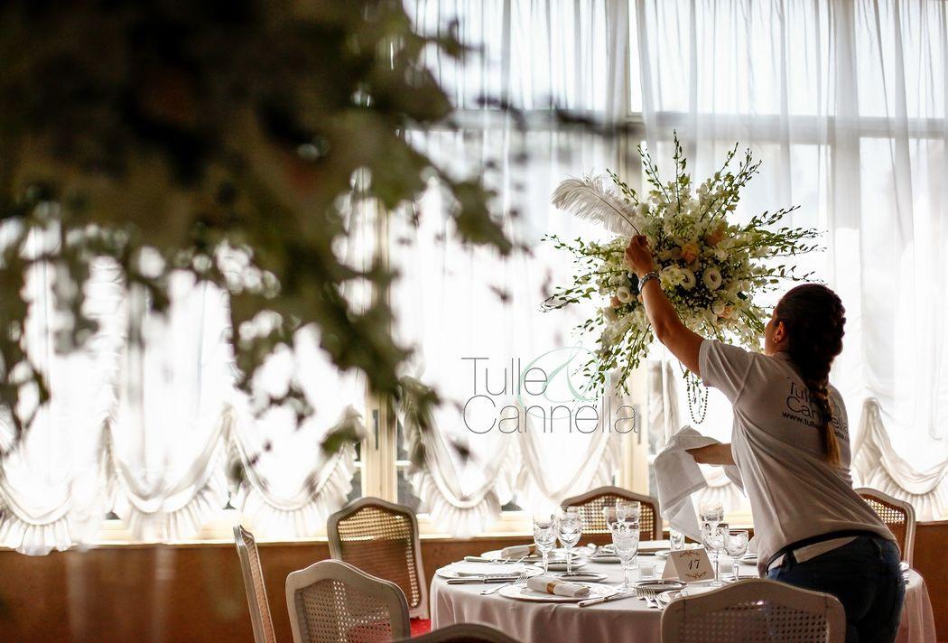 Matrimonio vintage - Allestimenti floreali Sorrento