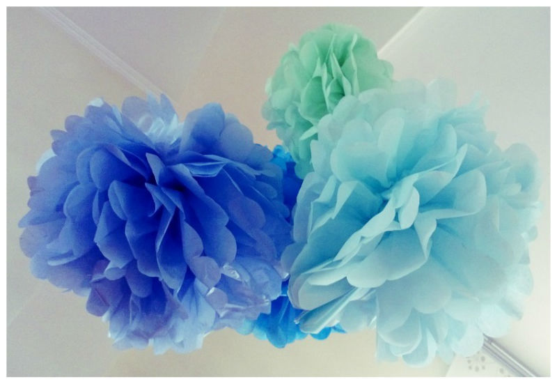 Beispiel: Tolle Deko-Artikel, wie z.B. XL-Seidenblüten, kann jeder bei Divine Weddings bestellen. Dafür muss man kein Kunde sein. Foto: Divine Weddings