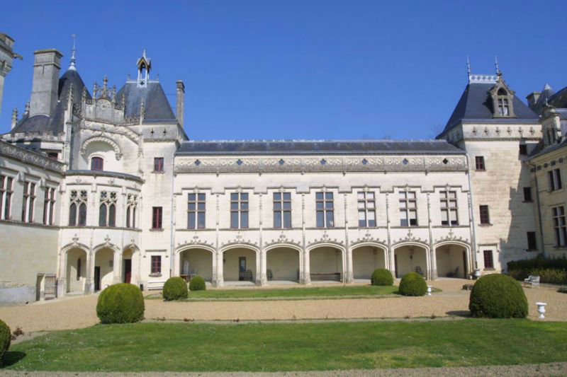 chteau de brz - Chateau Mariage Loire Atlantique