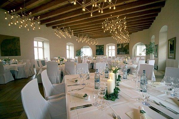 Beispiel: Räumlichkeiten, Foto: Burg Stettenfels.