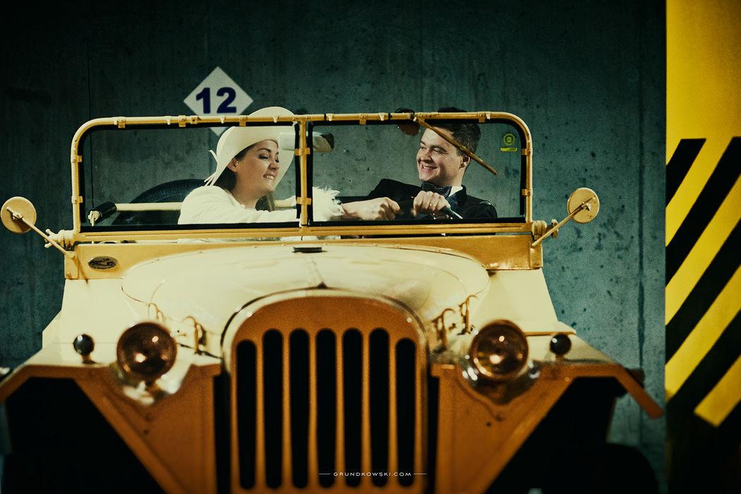 Fotografie ślubne w Mielnie