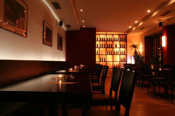 Beispiel: Restaurant, Foto: Lindenthal by Schneiders.
