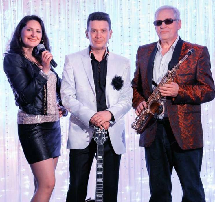 Beispiel: Band, Foto: Showband VIP.