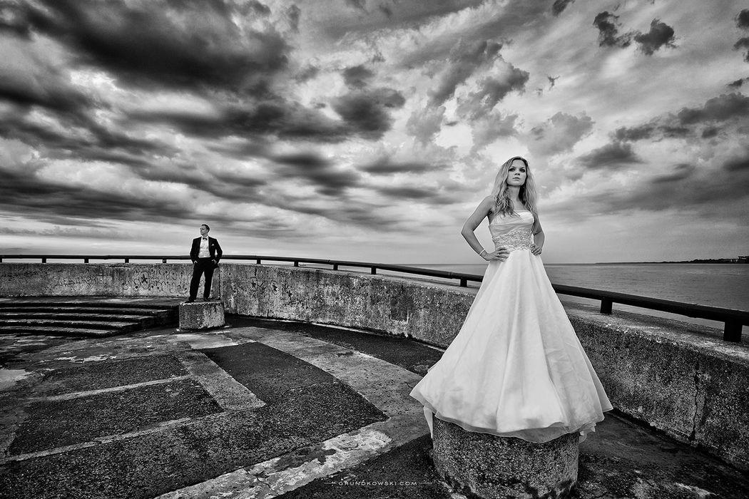 Zdjęcia ślubne w Kołobrzegu
