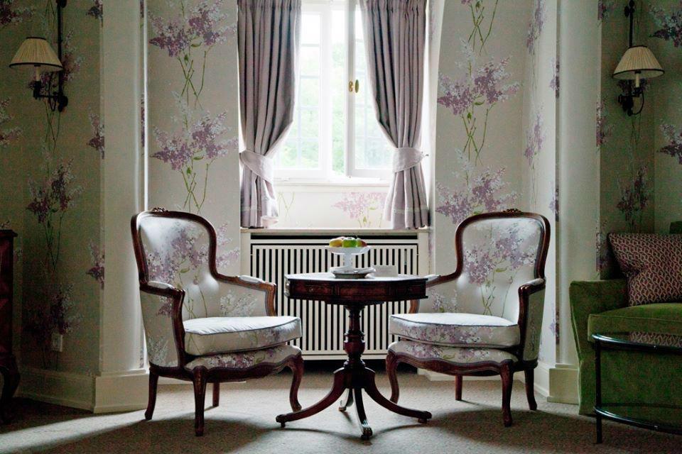 Beispiel: Luxuszimmer, Foto: Schlosshotel Kronberg.